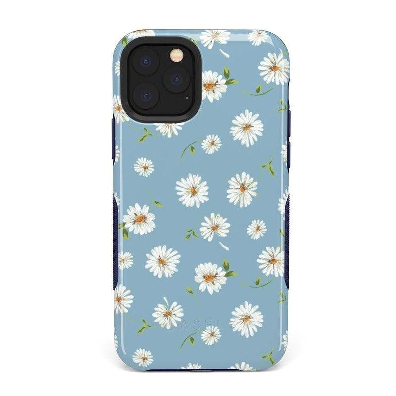 Daisy Daydream Baby Blue Floral Case iPhone Case Get.Casely Bold iPhone 11 Pro