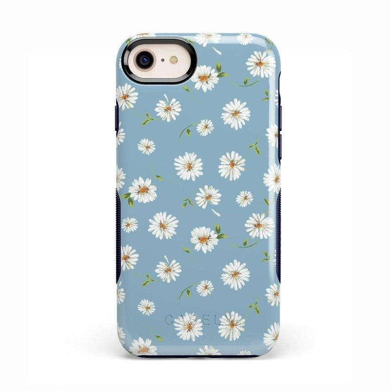 Daisy Daydream Baby Blue Floral Case iPhone Case Get.Casely Bold iPhone 8