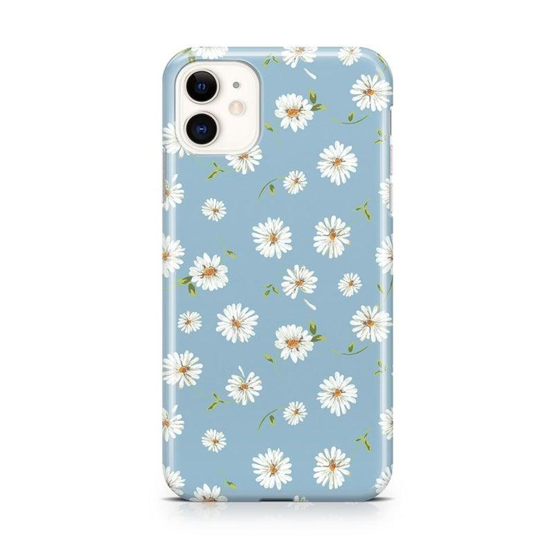 Daisy Daydream Baby Blue Floral Case iPhone Case Get.Casely Classic iPhone 11