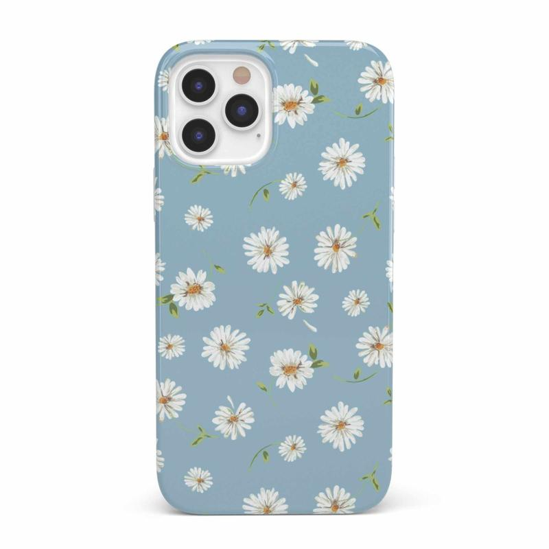 Daisy Daydream Baby Blue Floral Case iPhone Case get.casely Classic iPhone 12 Pro