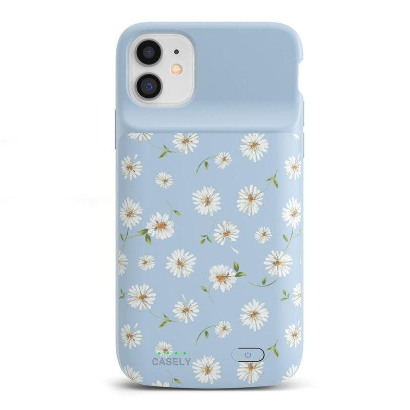 Daisy Daydream Baby Blue Floral Case iPhone Case get.casely Power 2.0 iPhone 12 Mini