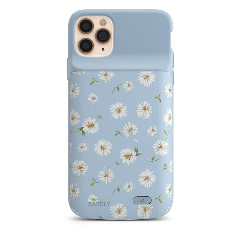 Daisy Daydream Baby Blue Floral Case iPhone Case get.casely Power 2.0 iPhone 12 Pro