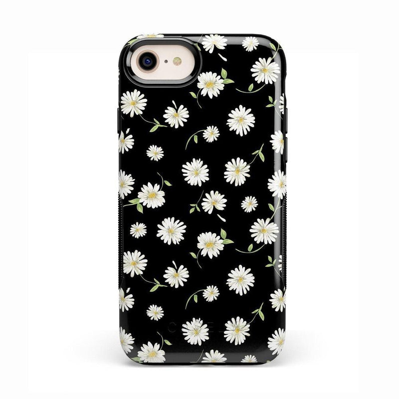 Daisy Daydream Black Floral Case iPhone Case Get.Casely Bold iPhone 8