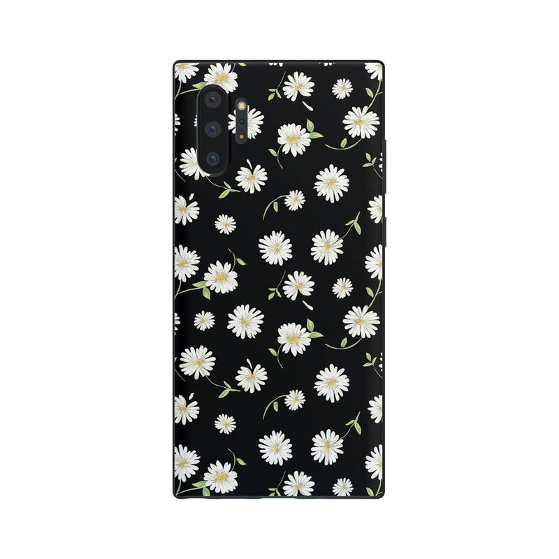 Daisy Daydream Black Floral Case iPhone Case Get.Casely Classic Galaxy Note 10