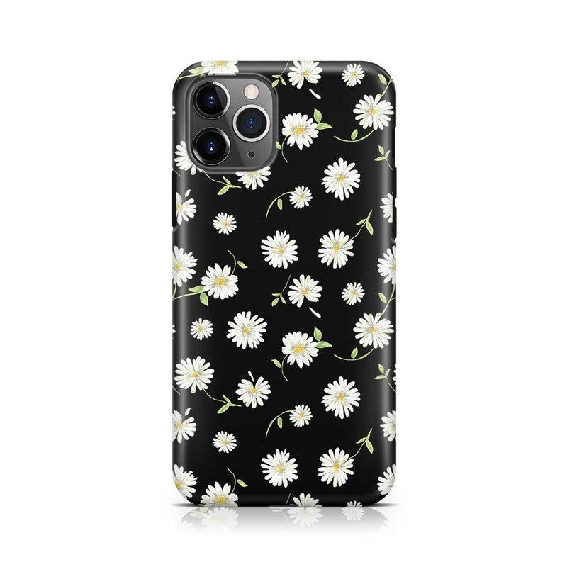 Daisy Daydream Black Floral Case iPhone Case Get.Casely Classic iPhone 11 Pro