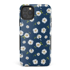 Daisy Daydream Navy Floral Case iPhone Case Get.Casely Bold iPhone 11 Pro