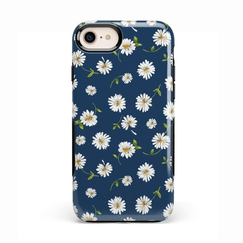 Daisy Daydream Navy Floral Case iPhone Case Get.Casely Bold iPhone 8
