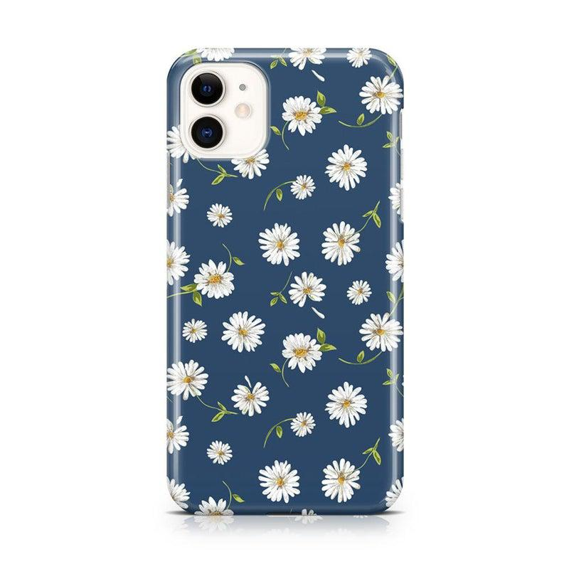 Daisy Daydream Navy Floral Case iPhone Case Get.Casely Classic iPhone 11