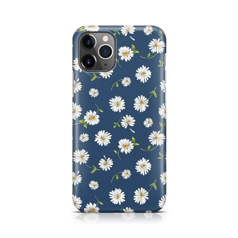 Daisy Daydream Navy Floral Case iPhone Case Get.Casely Classic iPhone 11 Pro