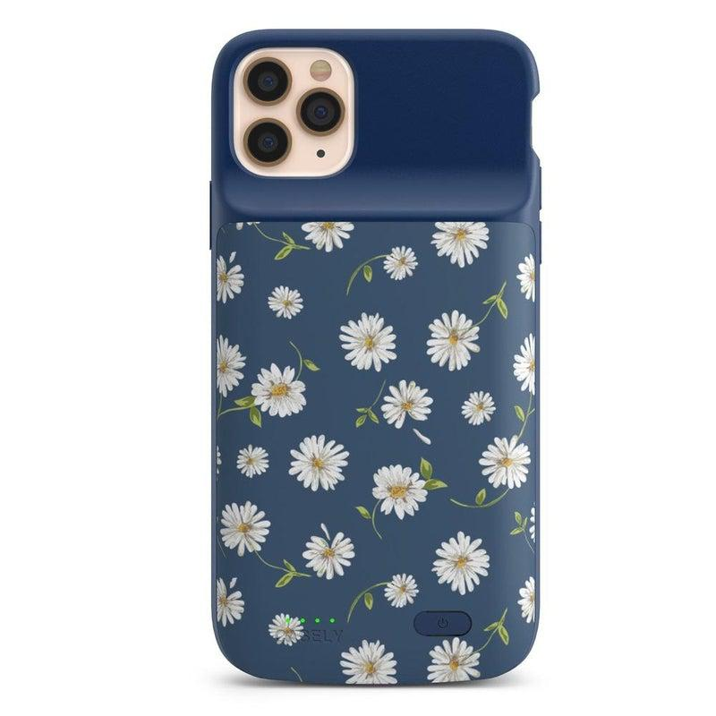 Daisy Daydream Navy Floral Case iPhone Case get.casely Classic iPhone 8