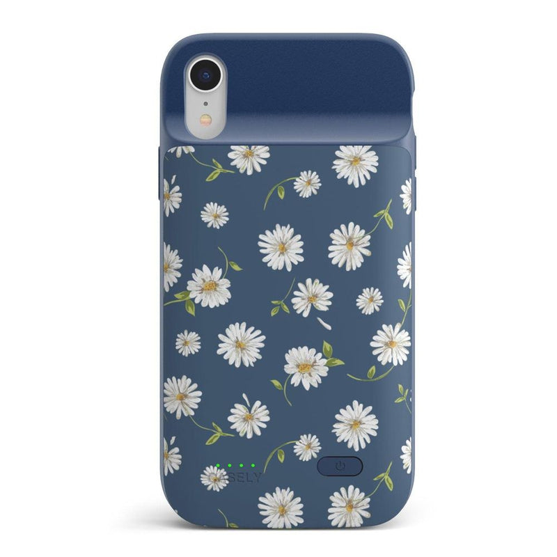 Daisy Daydream Navy Floral Case iPhone Case get.casely Power 2.0 iPhone XR
