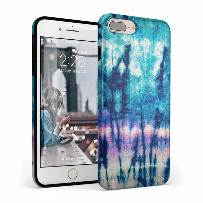 Do or Dye Acid Wash Tie Dye iPhone Case iPhone Case get.casely Classic iPhone 8 Plus