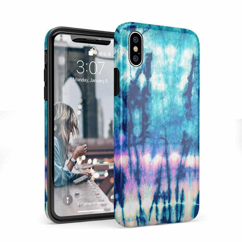 Do or Dye Acid Wash Tie Dye iPhone Case iPhone Case get.casely Classic iPhone X / XS