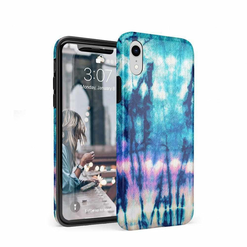 Do or Dye Acid Wash Tie Dye iPhone Case iPhone Case get.casely Classic iPhone XR