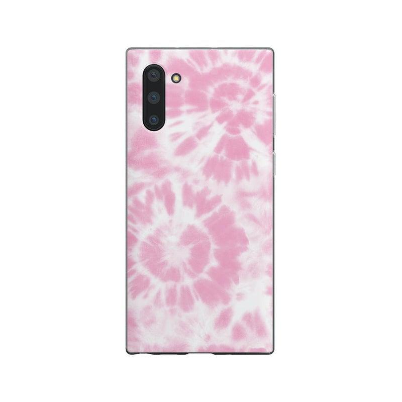 Down for Whatever | Light Pink Tie Dye Case iPhone Case get.casely Classic Galaxy Note 10 Plus