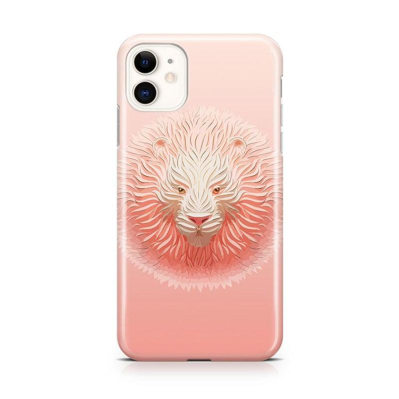 Eye of the Tiger Blush Nude Case iPhone Case get.casely Classic iPhone 11