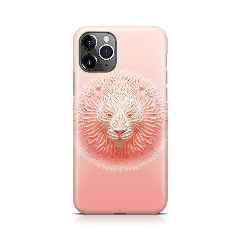 Eye of the Tiger Blush Nude Case iPhone Case get.casely Classic iPhone 11 Pro