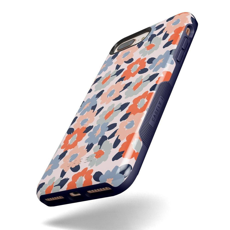 Field of Flowers | Pastel Floral Case iPhone Case get.casely