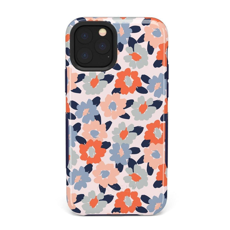 Field of Flowers | Pastel Floral Case iPhone Case get.casely Bold iPhone 11