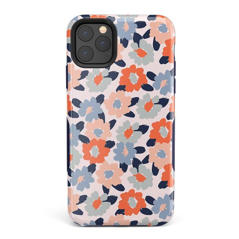 Field of Flowers | Pastel Floral Case iPhone Case get.casely Bold iPhone 11 Pro Max