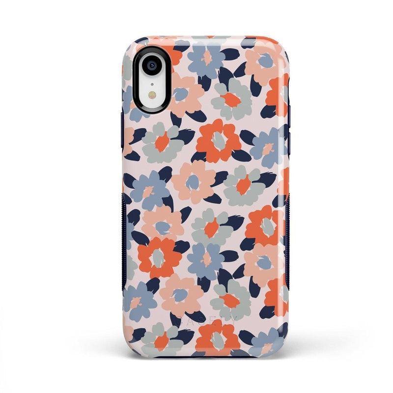 Field of Flowers | Pastel Floral Case iPhone Case get.casely Bold iPhone XR