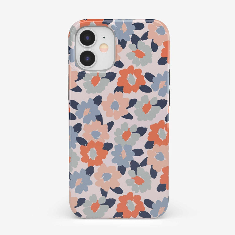 Field of Flowers | Pastel Floral Case iPhone Case get.casely Classic iPhone 12 Mini