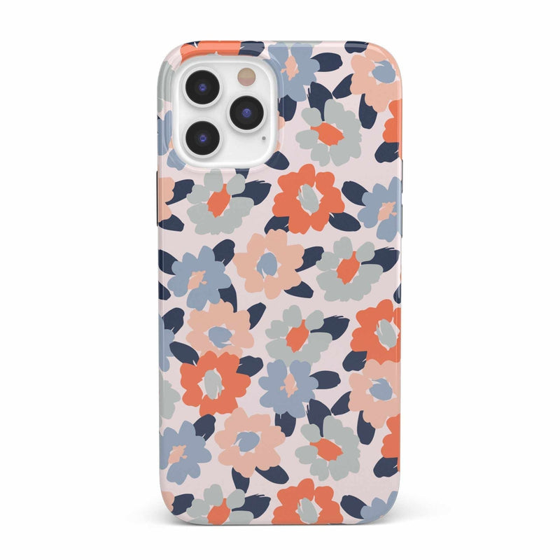 Field of Flowers | Pastel Floral Case iPhone Case get.casely Classic iPhone 12 Pro