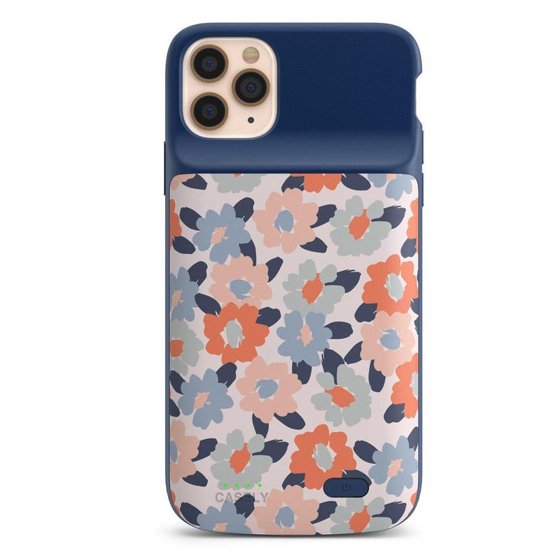 Field of Flowers | Pastel Floral Case iPhone Case get.casely Power 2.0 iPhone 11 Pro Max