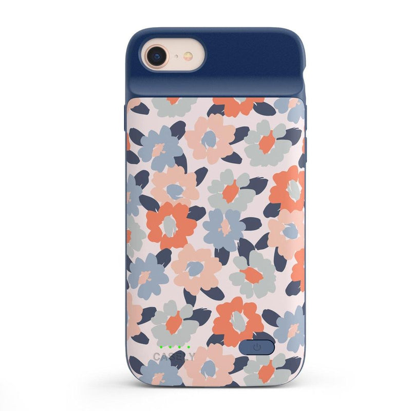 Field of Flowers | Pastel Floral Case iPhone Case get.casely Power 2.0 iPhone SE (2020)