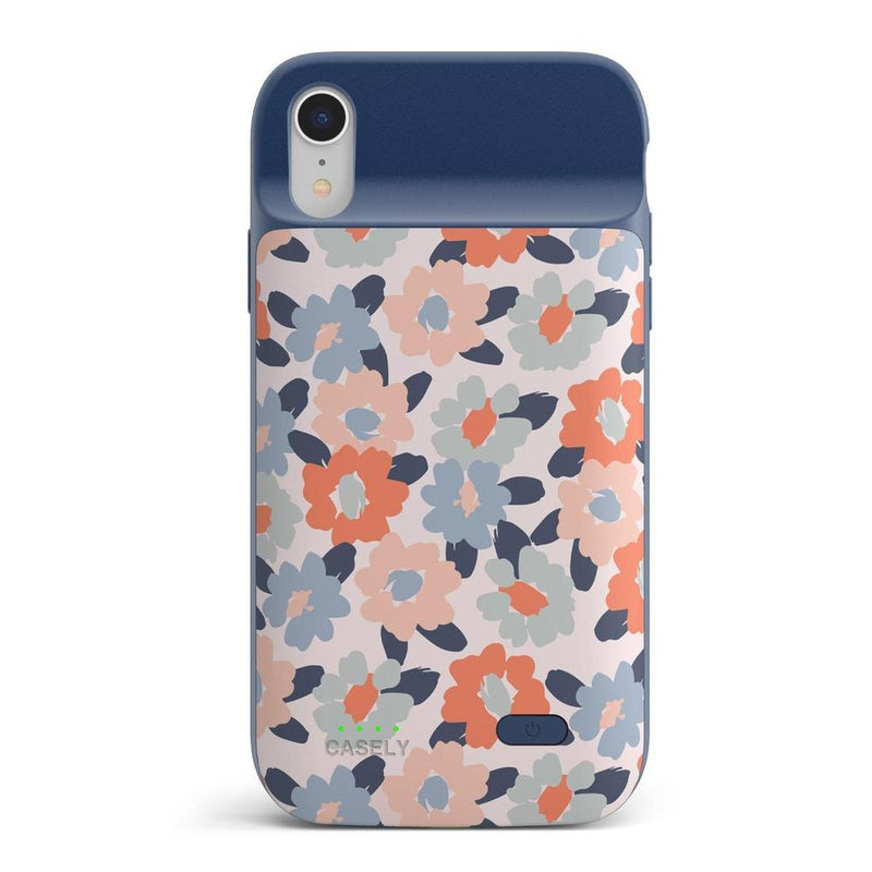 Field of Flowers | Pastel Floral Case iPhone Case get.casely Power 2.0 iPhone XR