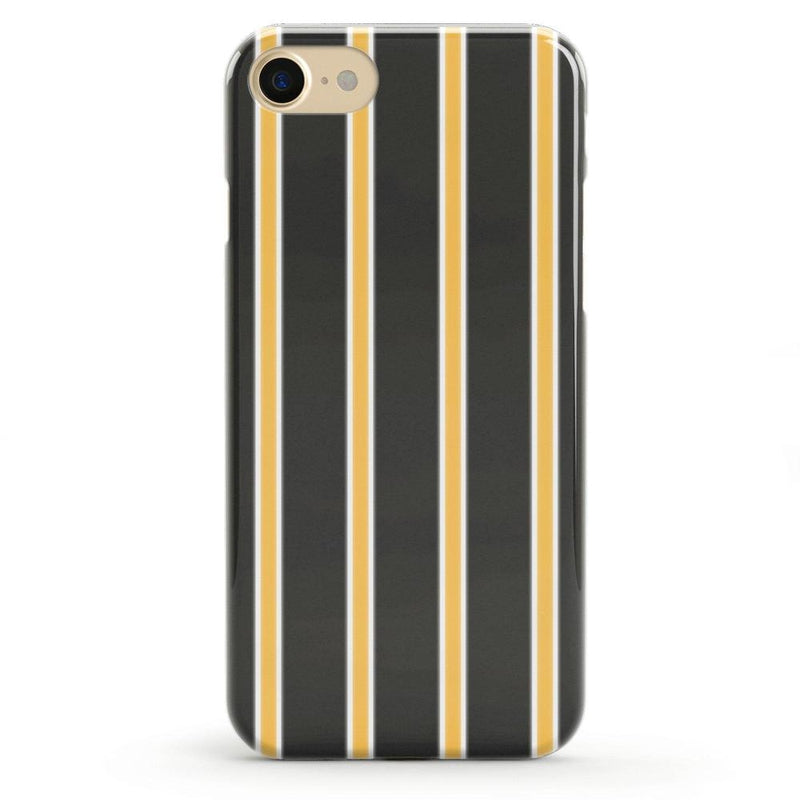 Fine Lines Mustard Yellow Pinstripe Case iPhone Case Get.Casely Classic iPhone 6/6s