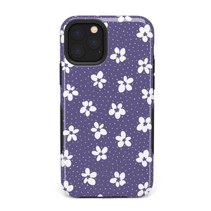 Flower My World | Purple Mauve Flower Case iPhone Case get.casely Bold iPhone 11 Pro Max
