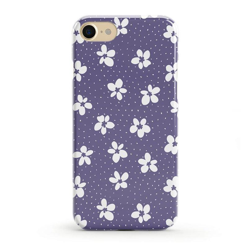 Flower My World | Purple Mauve Flower Case iPhone Case get.casely Classic iPhone 8