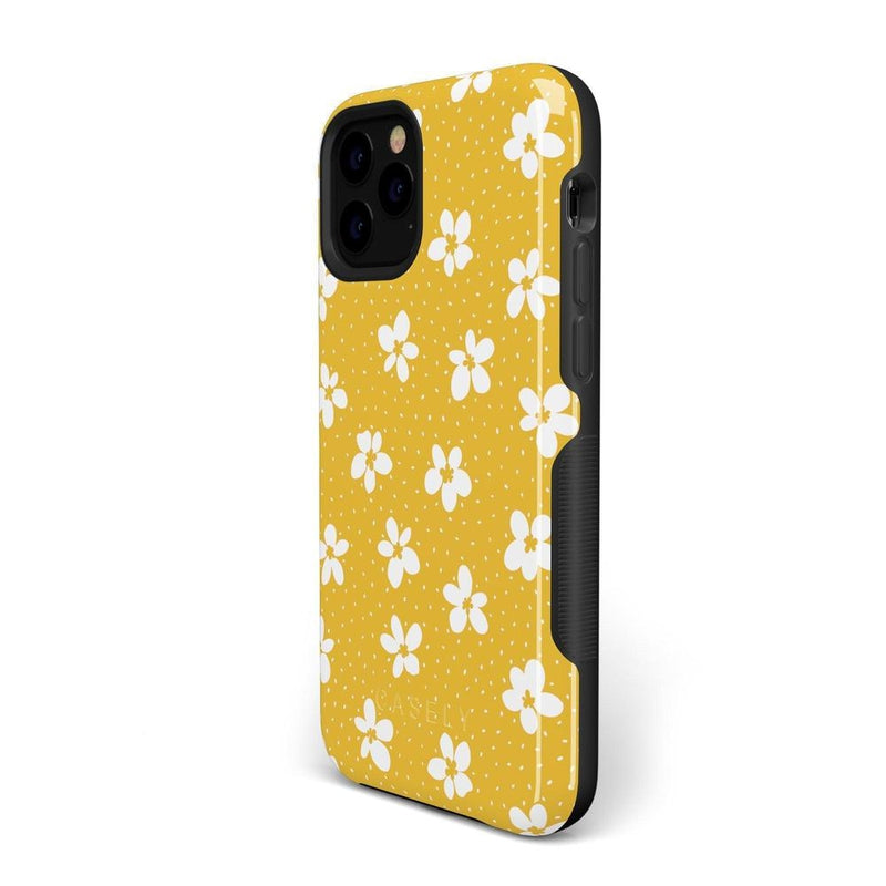 Flower My World | Yellow Flower Case iPhone Case get.casely