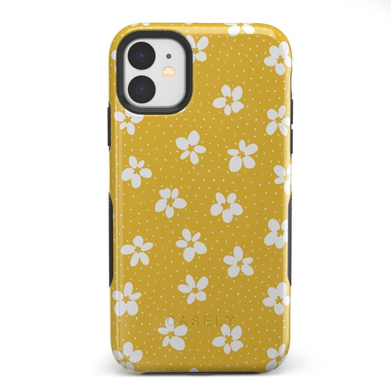 Flower My World | Yellow Flower Case iPhone Case get.casely Bold iPhone 11