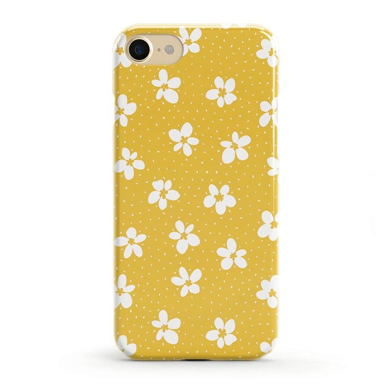 Flower My World | Yellow Flower Case iPhone Case get.casely Classic iPhone 8