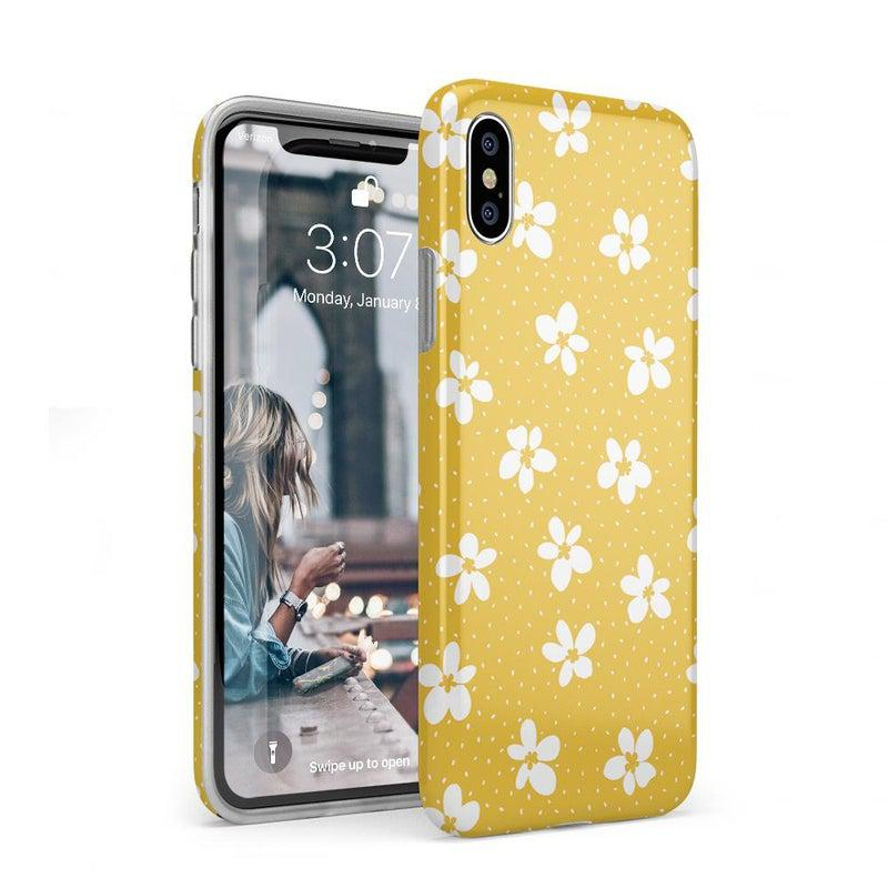 Flower My World | Yellow Flower Case iPhone Case get.casely Classic iPhone XS Max