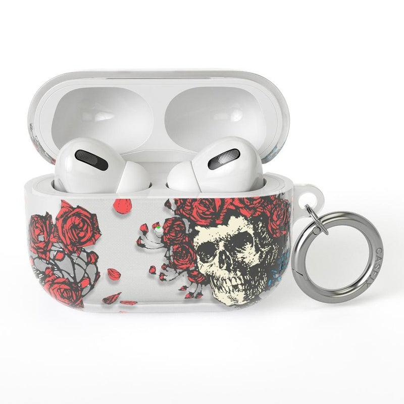 Forever Grateful | Grateful Dead Skeleton AirPods Case AirPods Case CASELY AirPods Case