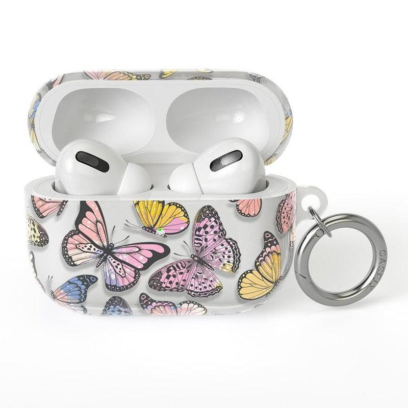 Free Spirit | Rainbow Butterfly AirPods Case AirPods Case CASELY AirPods Case