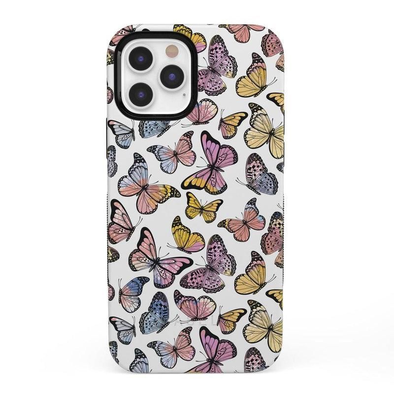Free Spirit | Rainbow Butterfly Case iPhone Case get.casely Classic iPhone SE (2020)