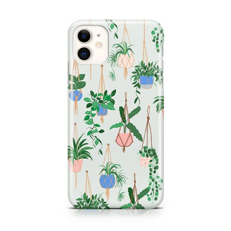 Hanging Around | Potted Plants Case iPhone Case get.casely Classic iPhone 11