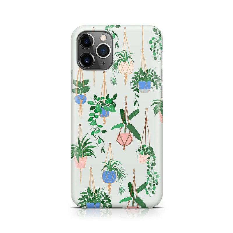 Hanging Around | Potted Plants Case iPhone Case get.casely Classic iPhone 11 Pro Max