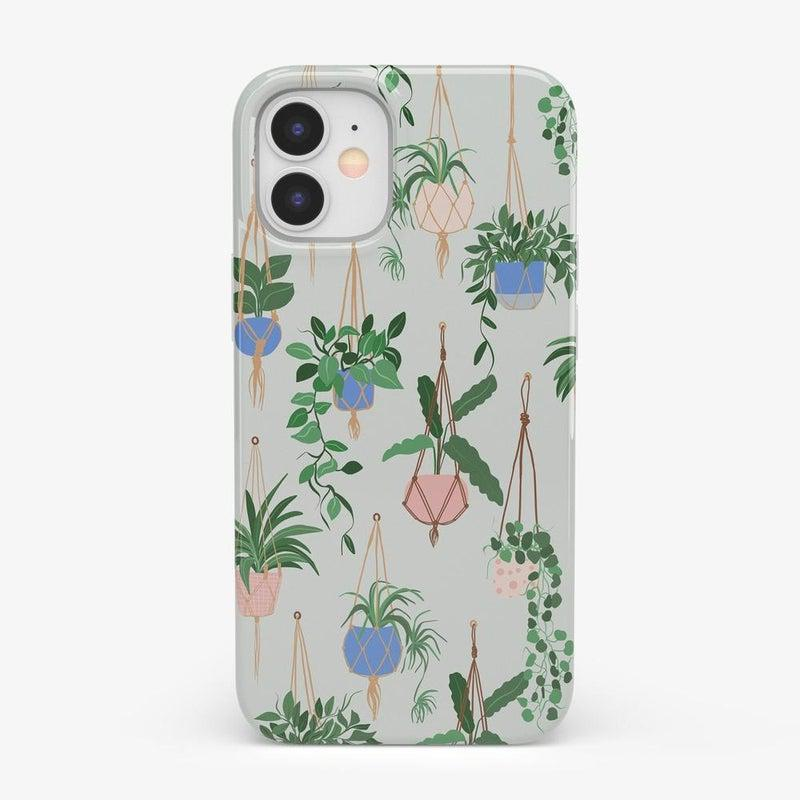 Hanging Around | Potted Plants Case iPhone Case get.casely Classic iPhone 12
