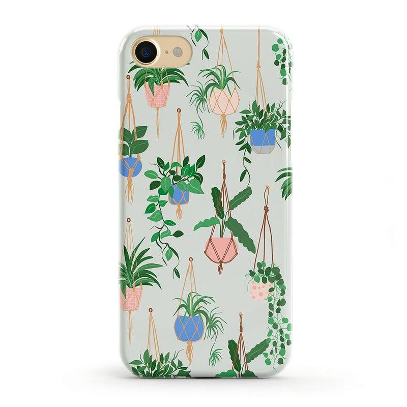 Hanging Around | Potted Plants Case iPhone Case get.casely Classic iPhone SE (2020)