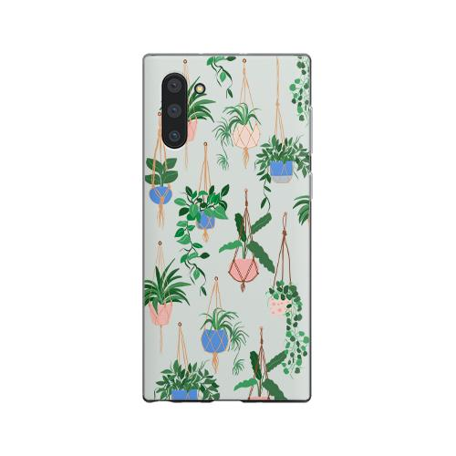 Hanging Around | Potted Plants Samsung Case Samsung Case get.casely Classic Galaxy Note 10