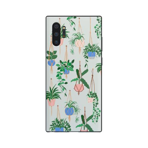 Hanging Around | Potted Plants Samsung Case Samsung Case get.casely Classic Galaxy Note 10 Plus