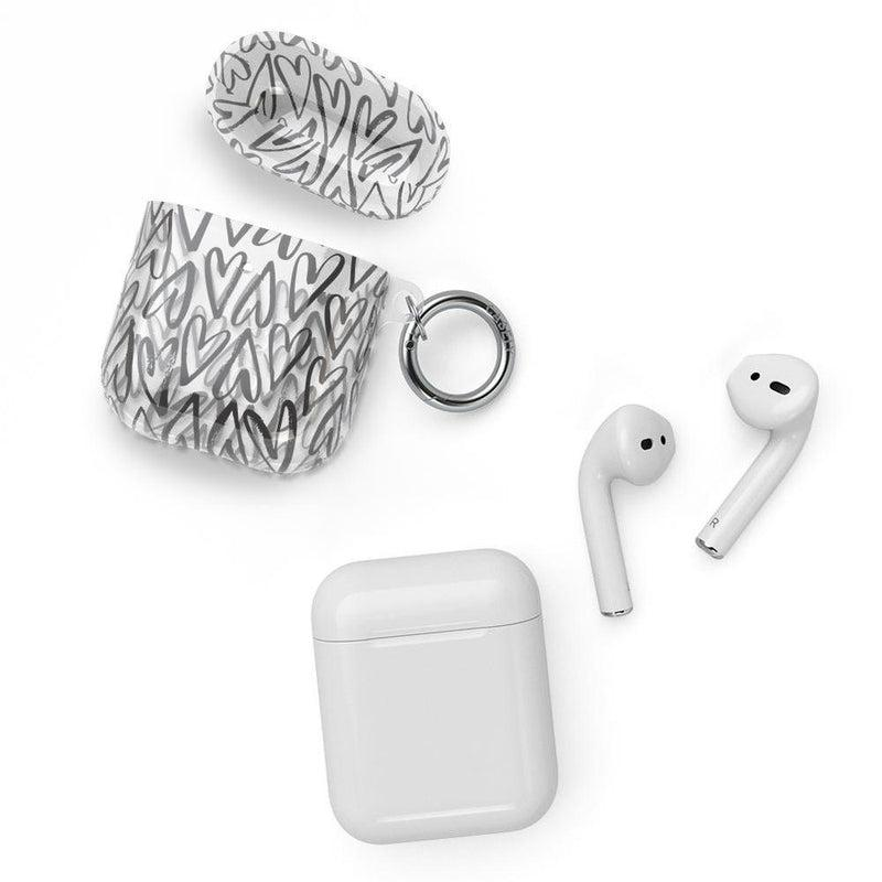 Heart Throb | Endless Hearts AirPods Case AirPods Case CASELY