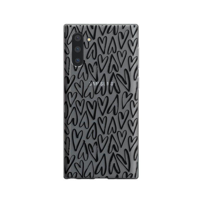 Heart Throb | Endless Hearts Case iPhone Case Get.Casely Classic Galaxy Note 10