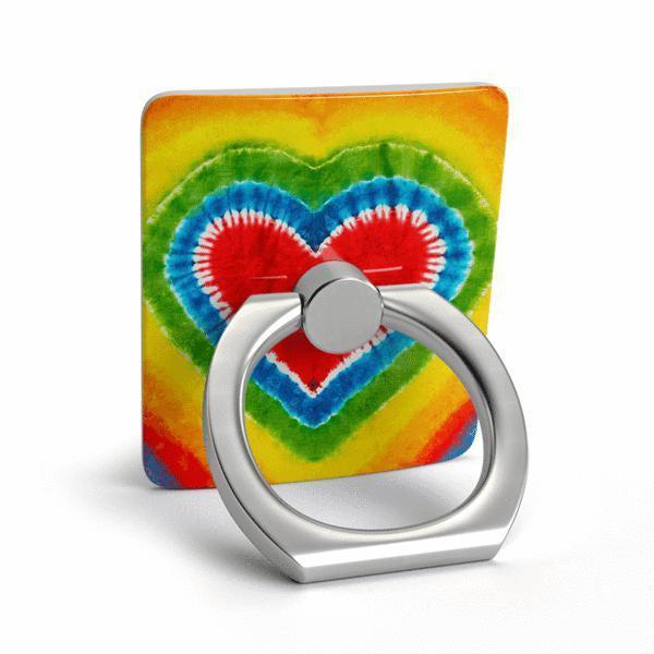 I Heart Tie Dye Phone Ring Phone Ring get.casely