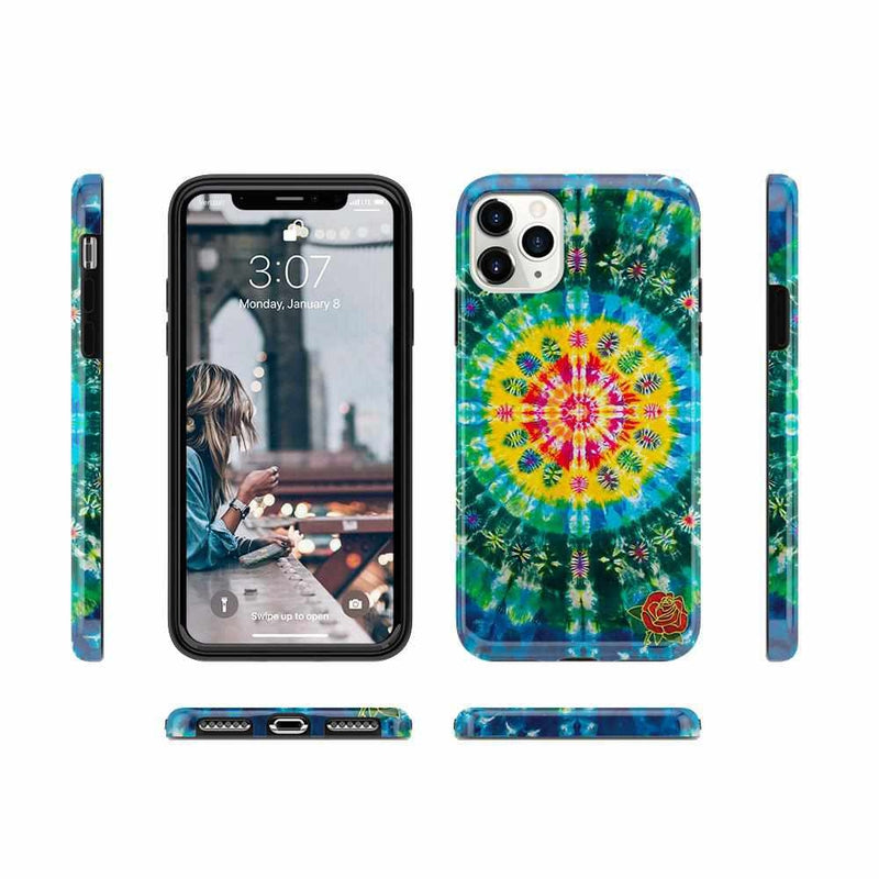 Veneta Tapestry | Grateful Dead Tie Dye Case